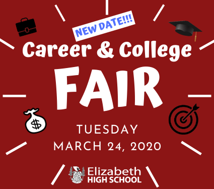 NEW DATE - Career & College Fair