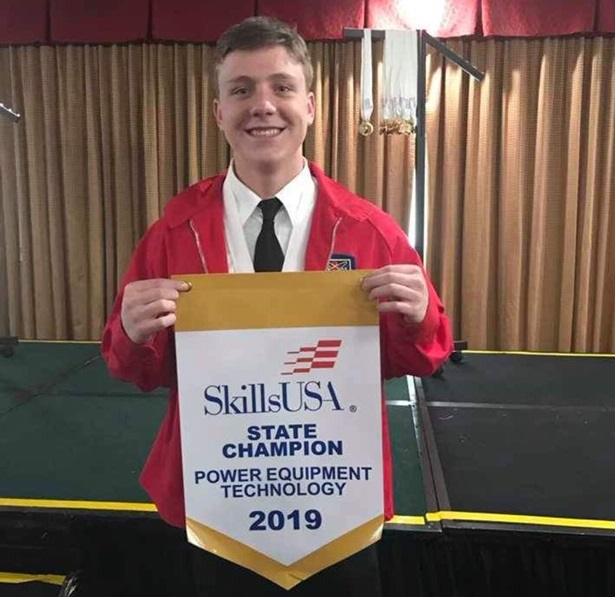 Power Equipment Technology State Champion 2019