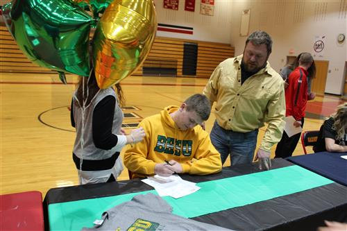 Reece Ullery - Track & Field/ Football - Black Hills State