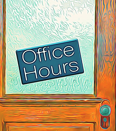 EMS Summer Office Hours