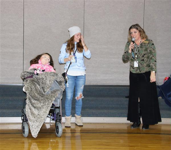 SHE Community Raises $900 for student's Make-A-Wish Trip