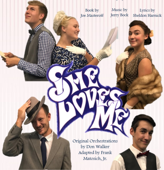 EHS Performing Arts Presents: She Loves Me
